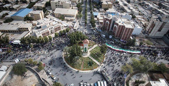 شهرستان بوشهر