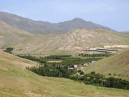 روستای وشنوه