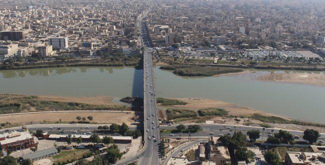 شهرستان اهواز